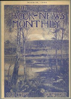 Book-News Monthly Magazine March 1909