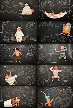 Anna Eftimie: you put the baby and she, the blackboard - # bébé . - Anna Eftimie: you put the baby and she the blackboard – La meilleure image selon vos envies sur beb Newborn Pictures, Baby Pictures, Baby Monat Für Monat, Milestone Pictures, Newborn Schedule, Monthly Baby Photos, Foto Baby, Baby Poses, Newborn Shoot