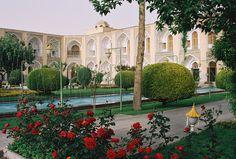 abbassi hotel , isfahan