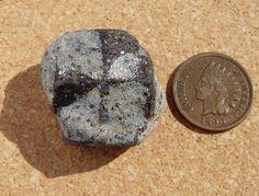 The Silicate Minerals: Staurolite