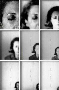 art spotting Helena Almeida Sente me 1979 screenshots by Duane Michals Narrative Photography, Conceptual Photography, Artistic Photography, Portrait Photography, Sequence Photography, Photography Series, Exposure Photography, Water Photography, Abstract Photography