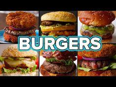 4 Burgers Around the World - YouTube
