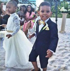 Wedding flower girl and page boy Wedding Goals, Wedding Pics, Wedding Styles, Dream Wedding, Wedding Day, Wedding Dresses, Wedding Stuff, Wedding Parties, Wedding Attire