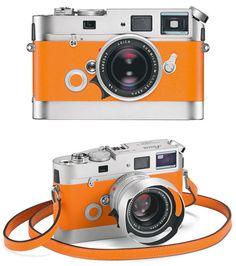 オレンジライカ-M7-カメラエルメス