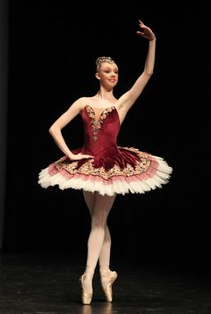"Tutus that Dance: July 2012. For anyone who thinks that stretch tutus are only a second rate version of ""proper"" tutus, here is Ashleigh McKimmie of Australia winning the Cecchetti International Ballet Competition in Manchester UK last year, in a stretch tutu made by guest teacher Dani Legge."