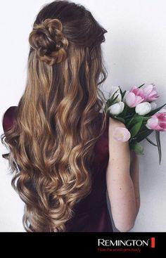 """Prom Hairstyles For Long Hair Peinados Que Sólo Tu Amiga """"La Que Hace Bien Las Trenzas"""" Te Podrá"""