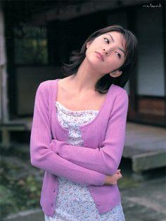 Rena Tanaka , Tanaka Rena (田中麗奈) Adults Only, Japanese Girl, Asian, Actresses, Celebrities, Long Sleeve, Sweaters, Lemon, Image