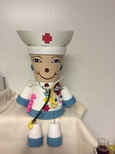 Hey, I found this really awesome Etsy listing at https://www.etsy.com/listing/256081519/nurse-pot-person