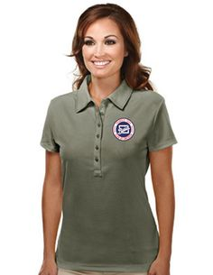 Buick Club of America Tri- Mountain Performance - Waffle Knit Polo