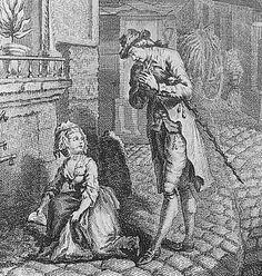 Destin d'une fille-mère au 18ème siècle