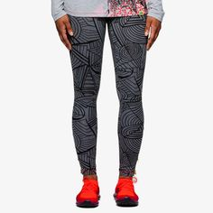 Women's Printed Running Tights | Janji