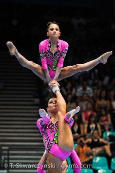 Acrobatic Gymnastics World Championships - Wroclaw 2010