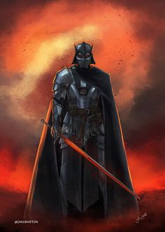 Medieval Star Wars: Darth Vader - Jake Bartok