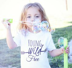 Young Wild & Free $13 Hipster Kid Clothes   Kids by LittleJonesies