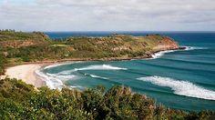 Rock Quarry Beach (Aka Kahili Beach) - we went here almost every day!