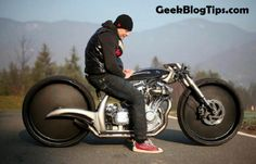 Super Stunning Custom Motorcycles