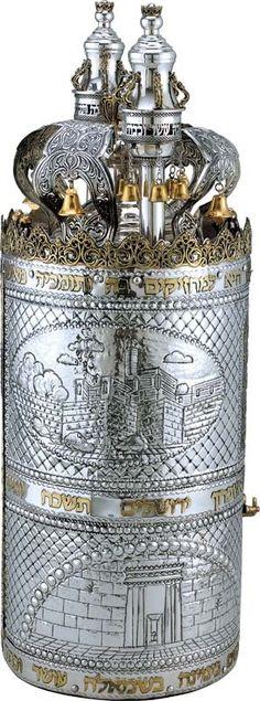 Sephardic Torah Case