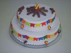 Lindas ideias criativas de bolos para festa junina. Venha conferir!!!
