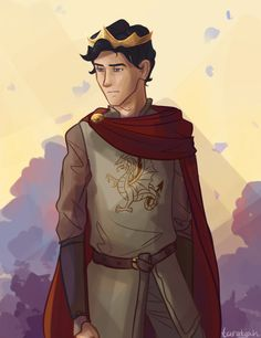 Dorian Havilliard [by taratjah]