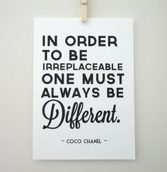 (100+) coco chanel quotes | Tumblr