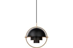 The Multi-Lite Collection embraces the golden era of Danish design with its characteristic shape of two opposing outside, mobile shades that enable creating a personal installation and a wide range of lighting values in a room. By individually rotating the shades, the Multi-Lite Pendant Lamp can be transformed into multiple combinations where the light can be directed upwards, downwards or exude an asymmetrical art light.