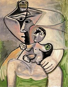 Mother and Child / Picasso