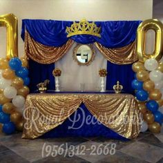 Baby Shower Balloons, Baby Shower Favors, Baby Shower Parties, Baby Boy Shower, Baby Shower Decorations, Baby Shower Gifts, Shower Centerpieces, Balloon Decorations, Prince Birthday Party