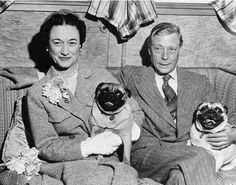 Wallis Simpson & Edward VIII