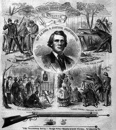 Berdans-Sharpshooters-Civil-War ~ **There is a lot of interesting information to read on this site**