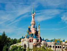 Disneyland Paris | Castle