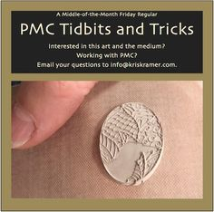 Tricks & Tidbits on Relief Some day I'm going to be brave enough to try some PMC (I hope)