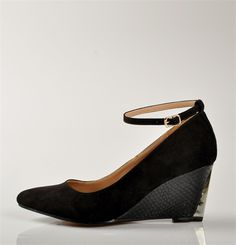 Chaussures FEMME - CHARLES IX NOIR - MASCARA - Chaussures Desmazieres