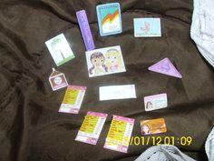 MATTEL  PAPER PRODUCTS SCHOOL DRAWINGS  #Mattel
