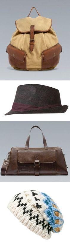 mochilas bolsos complemetos accesorios hombre otono invierno primavera 2012  2013 zara Complementos para ellos  mochilas 7f36e595d2a