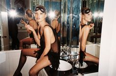 Exclusive First Looks: Mario Testino's 'In Your Face' Exhibit - The Cut