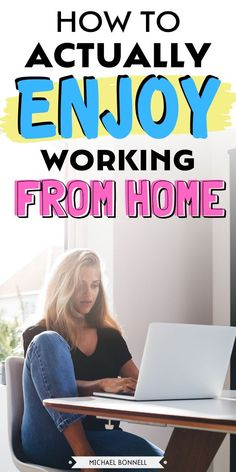 4 tips to help you actually enjoy working from home. Here are 4 work from home healthy habits and tips that you can implement to be more productive and have a better work from home routine. Work from home office Positivity Blog, Interview Preparation, Finance Blog, A Day In Life, Resume Tips, Interview Questions, Life Motivation, Positive Mindset, Work From Home Jobs