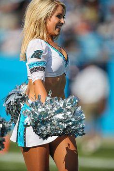 Cheerleaders from Week 2 of the NFL season. South Carolina Panthers, Carolina Panthers Cheerleaders, Hottest Nfl Cheerleaders, Football Cheerleaders, North Carolina, Dolphins Cheerleaders, Football Girls, Sport Football, College Cheerleading