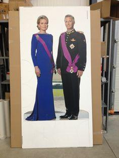 De Koning & Koningin van België Shape Of You, Your Image, Dresses With Sleeves, Long Sleeve, Fashion, Moda, Sleeve Dresses, Long Dress Patterns, Fashion Styles