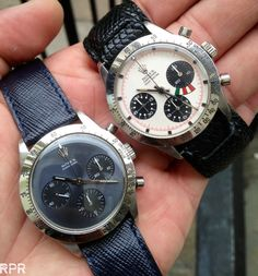 the Prototype dials