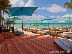 Disfruta al máximo el Caribe Mexicano.