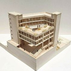 Model done by @arquitetapage #architecture #architectuur #interiorarchitecture #interieurarchitect #interiordesign #public #engineer #engineering #scalemodel #maquette #furniture #furnituredesign #hospital #anthroposophical #healingenvironment #healingarchitecture #city #organicarchitecture #dematerialisation #breathablearchitecture #openstructure #idiomatic #serene #serenity #space #section