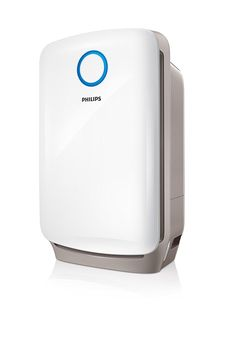 Philips AC4080/10 2-in-1 Kombigerät Luftbefeuchtung und Luftreinigung in einem, weiß: Amazon.de: Baumarkt
