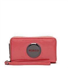 Mim Zip Tech Purse | Mimco
