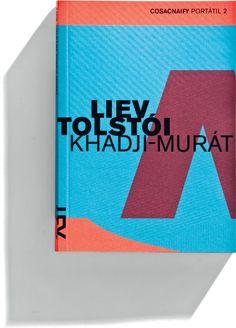 Romance de Liev Tolstói, um dos primeiros livros da coleção Portátil.