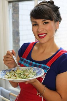 Rachel Khoo born 28 August 1980 is a British cook writer and broadcaster with her own BBC cooking series She is also founder and editorinchief of onlin Rachel Khoo, Chef Recipes, Kitchen Recipes, Cooking Recipes, Zumbo's Just Desserts, British Cook, Posh Nosh, Jasmine Hair, Paris Kitchen