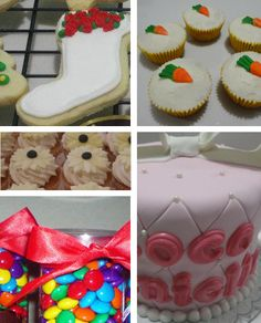 Cupcakes, Cakes and Cookies - Chocolate Chimney : Custom Made Treats
