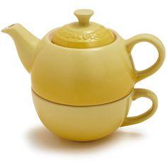 Le Creuset® Soleil Tea For One | Sur La Table