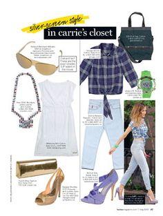 "LouLou May 2010 - Press Pages @ Merx Inc.  ""Shop like a Star"" ... shop like Sarah Jessica Parker"