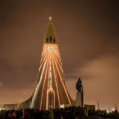 Reykjavik Winter Lights Festival - Reykjavik, Iceland Worldwide Winter Wonderlands: The 10 Most Spectacular Cold-weather Festivals