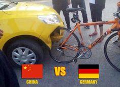 Chinese Engineering vs German Engineering